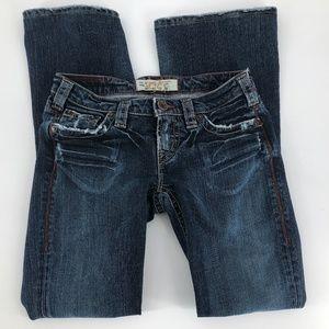 1921 Dark Denim Bootcut Jeans Women's Size 26/34